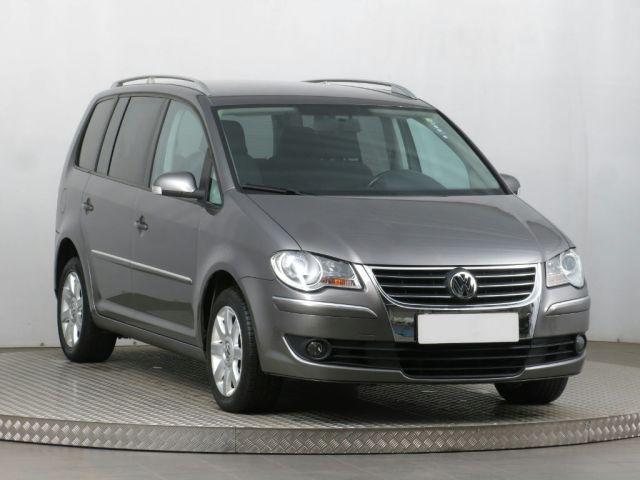Volkswagen Touran  (2009, 1.4 TSI)
