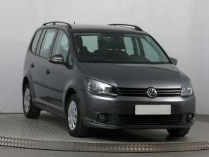 Volkswagen Touran 2012 Samochody Rodzinne beżowy 10