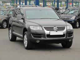 VW Touareg 2007 SUV šedá 8