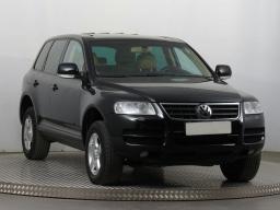 Volkswagen Touareg 2004 SUV černá 10