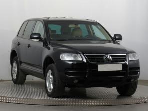 Volkswagen Touareg 2005 SUV černá 10