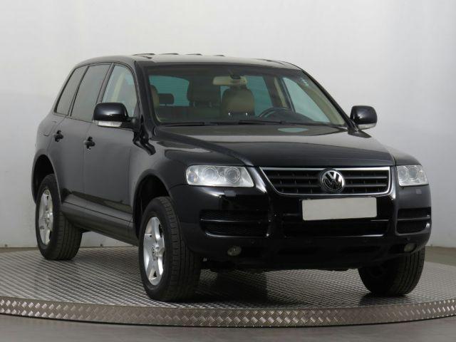 Volkswagen Touareg  (2006, 2.5 R5 TDI)