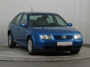 Volkswagen Bora 2002 Sedan modrá 4