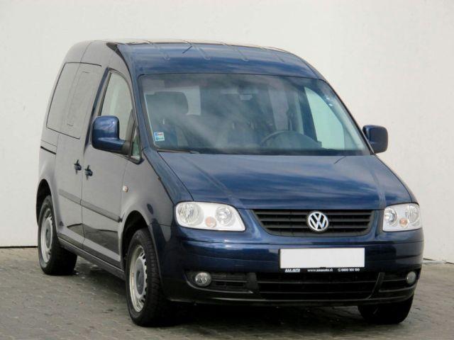 Volkswagen Caddy  (2008, 1.4 i)