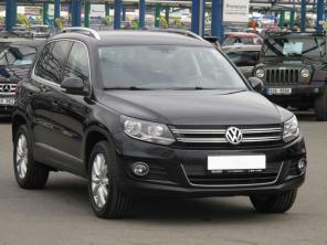 Volkswagen Tiguan 2013 SUV šedá 8