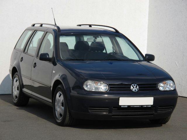 Volkswagen Golf Combi (2002, 1.6 16V)