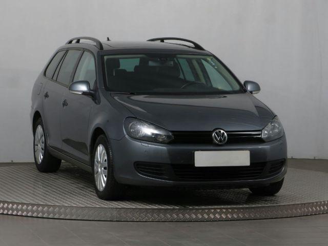 Volkswagen Golf Combi (2009, 1.9 TDI)