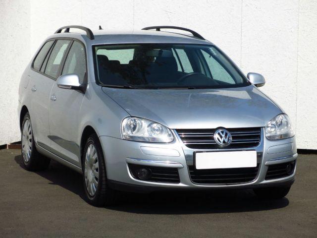 Volkswagen Golf Combi (2008, 2.0 TDI)