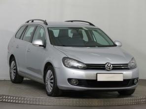 Volkswagen Golf 2013 Combi srebrny 10