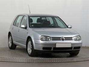 Volkswagen Golf 2001 Hatchback zelená 8