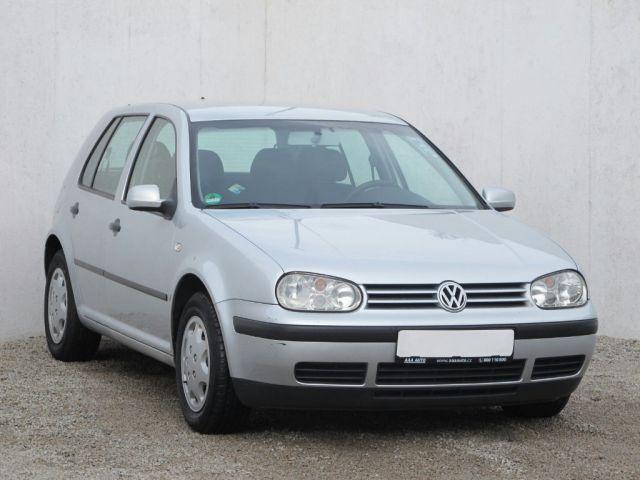 Volkswagen Golf  (2002, 1.6 16V)