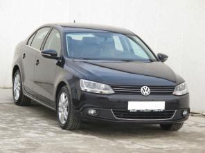 Volkswagen Jetta 2012 Sedan černá 7