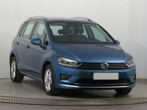 Volkswagen Golf Sportsvan 2016 Rodinné vozy modrá 2