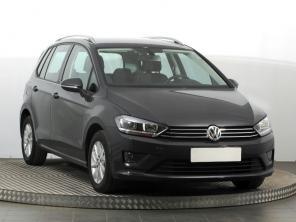 Volkswagen Golf Sportsvan 2015 Rodinné vozy zlatá 2