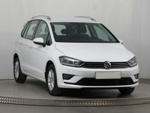 Volkswagen Golf Sportsvan 2016 Rodinné vozy bílá 10