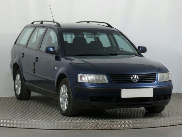Volkswagen Passat Combi (1998, 1.9 TDI)