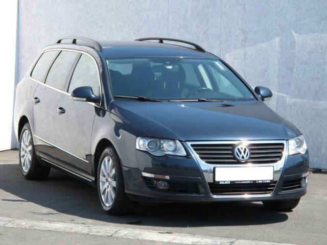 Volkswagen Passat Combi (2007, 2.0 TDI)