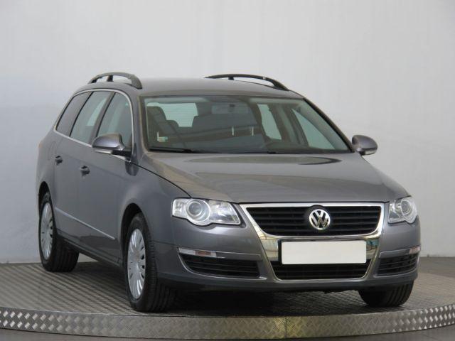 Volkswagen Passat Combi (2008, 2.0 TDI)