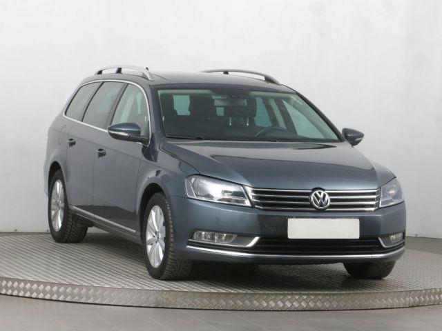 Volkswagen Passat Combi (2012, 1.6 TDi)