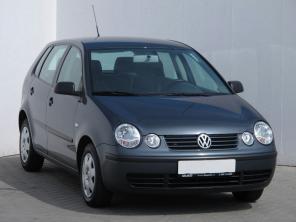 Volkswagen Polo 2002 Hatchback fehér 8
