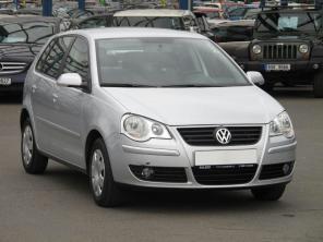Volkswagen Polo 2007 Hatchback ezüst 7