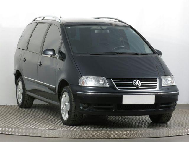 Volkswagen Sharan  (2006, 1.9 TDI)