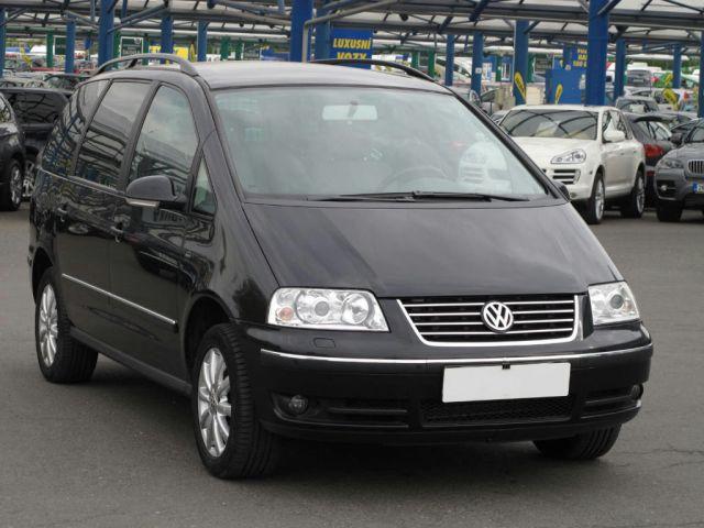 Volkswagen Sharan  (2008, 1.9 TDI)