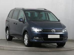 Volkswagen Sharan 2012 MPV ezüst 4