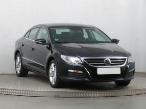 Volkswagen Passat CC 2011 Sedan čierna 4