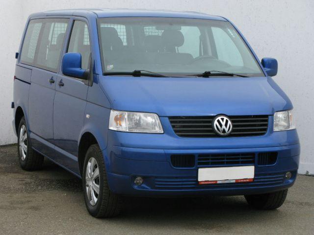 Volkswagen Transporter  (2003, 2.5 TDI)