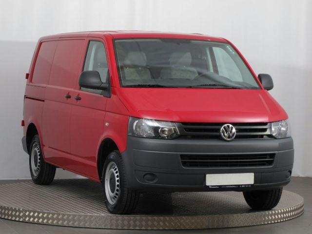 Volkswagen Transporter  (2013, 2.0 TDI)