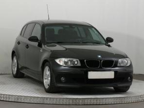 BMW 1 2005 Hatchback čierna 7