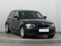 BMW 1 2008 Hatchback čierna 8