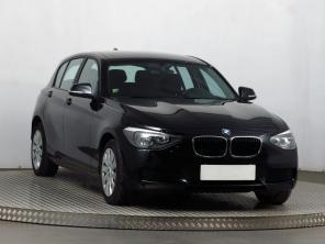BMW 1 2013 Hatchback czarny 7