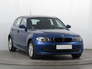 BMW 1 2008 Hatchback niebieski 8
