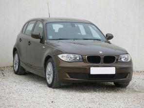 BMW 1 2009 Hatchback hnedá 6