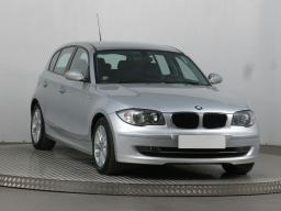 BMW 1 2007 Hatchback ezüst 2