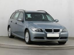 BMW 3 2007 Combi šedá 4