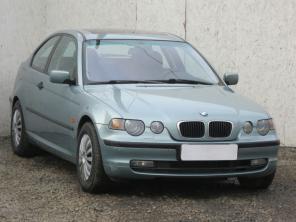 BMW 3 2003 Hatchback zielony 2