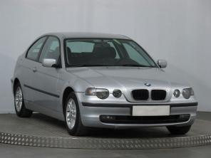 BMW 3 2004 Hatchback srebrny 3