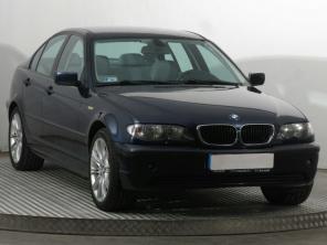 BMW 3 2005 Sedan modrá 6