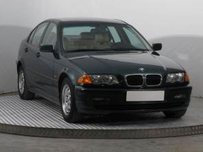 BMW 3 2002 Sedan zelená 2