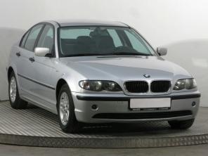 BMW 3 2003 Sedan srebrny 9