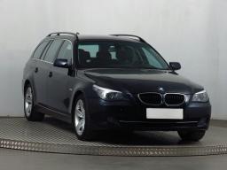 BMW 5 2005 Kombi kék 3