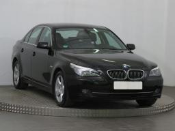 BMW 5 2004 Sedan čierna 5