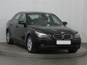 BMW 5 2009 Sedan czarny 5