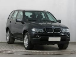 BMW X5 2005 SUV fekete 9