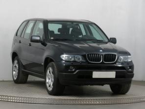 BMW X5 2005 SUV čierna 5