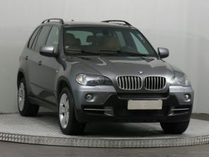 BMW X5 2009 SUV šedá 7