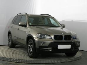 BMW X5 2009 SUV modrá 4